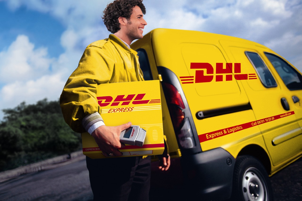 PoLabs DHL shipping