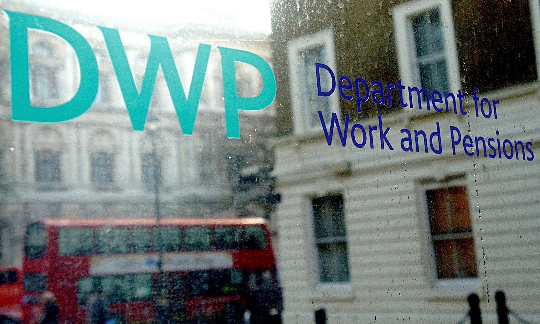 Department of Work and Pensions image