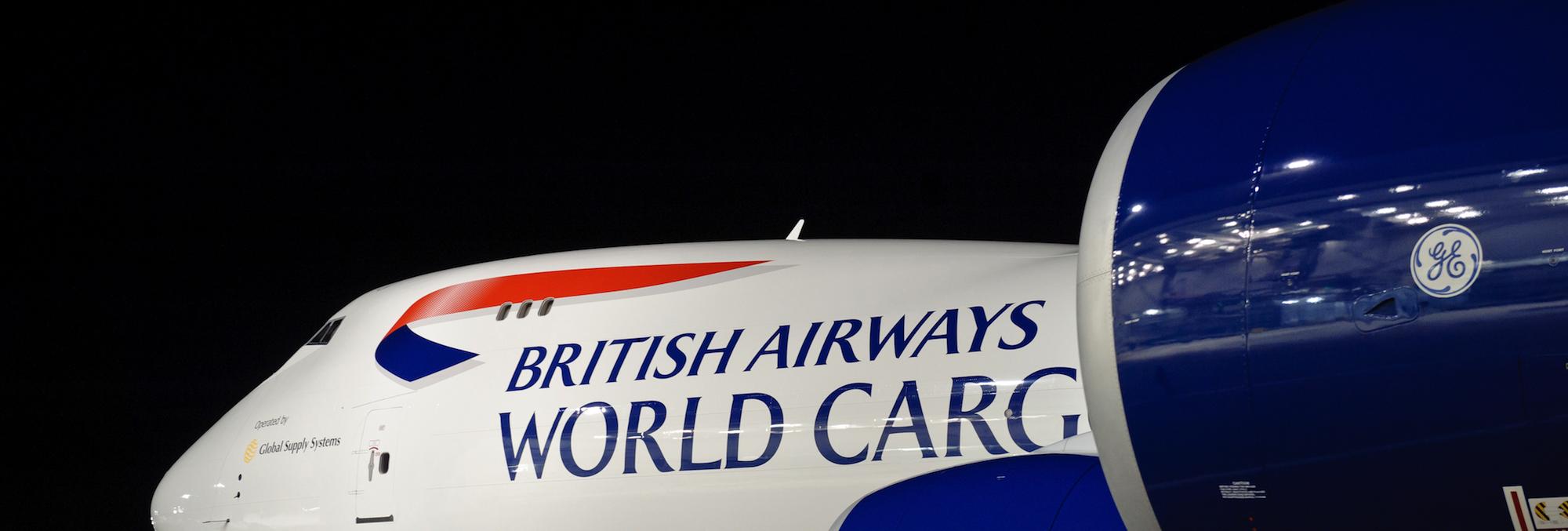 BA World Cargo image