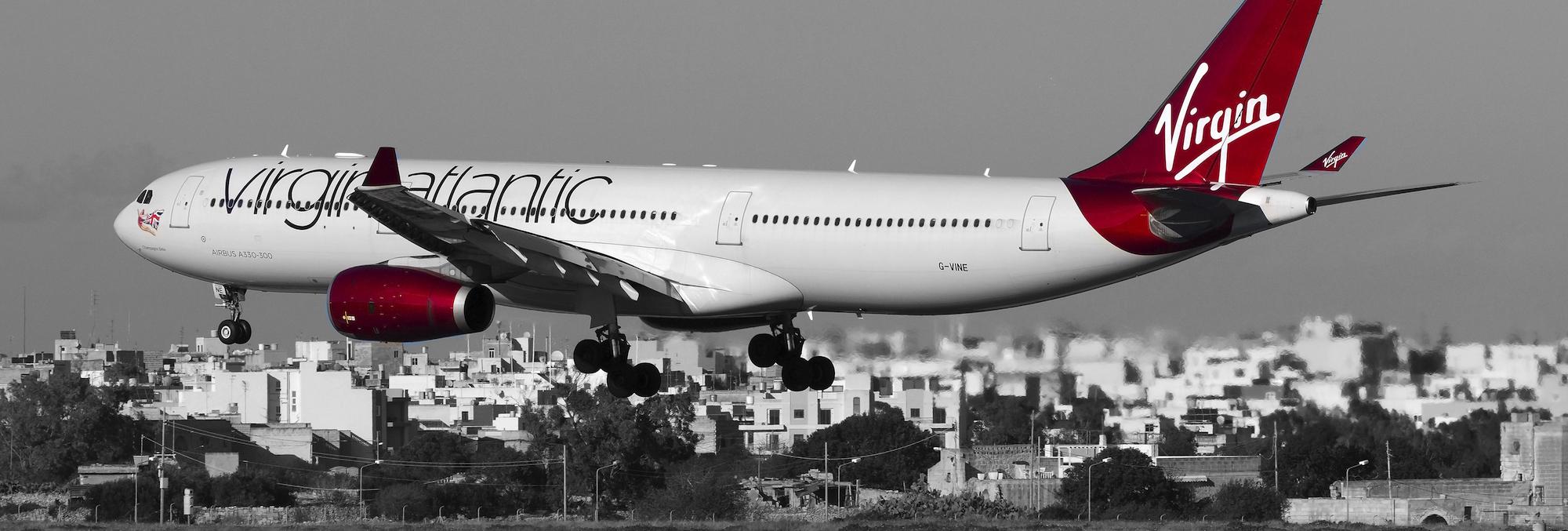 Virgin Atlantic image
